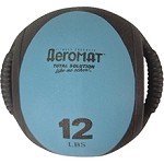 Aeromat Dual Grip Power Workout Medicine Ball - 12 Lb. (Green) (35134)