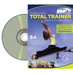 Total Trainer DVD featuring the Barry Method
