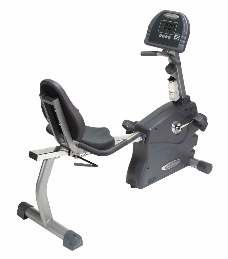 Body-Solid Fitness The BODY SOLID Endurance B2R Stationary Recumbent Workout Bike at Sears.com