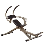 BEST FITNESS (BFAB20) Semi-Recumbent Ab Exercise Bench by BODY-SOLID