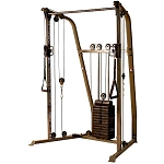 BEST FITNESS Functional Trainer - Home Gym Pulley Machine