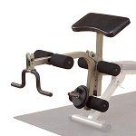 BEST FITNESS (BFPL10) Leg Developer & Preacher Curl Attachment for BFFID10 by BODY-SOLID