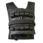 Body-Solid Workout Weighted Vests 20 lbs (BSTWV20)