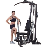 BODY-SOLID Compact Home Gym Pulley Machine