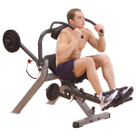 BODY-SOLID (GAB300) Semi-Recumbent Ab Bench