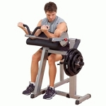 BODY-SOLID (GCBT380) Bicep / Tricep Arm Lifting Machine