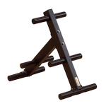 BODY-SOLID Iron Olympic Weight Tree (OWT-24)