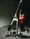 V250 Weight Assist Rope Climbing Machine by Marpo Kinetic