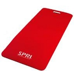 SPRI Exercise Stretching Mat - Black (48