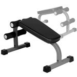 THE X-MARK Mini Abdominal Sit Up Bench (XM-4415)
