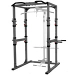THE X-MARK Power Cage with Dip Station and Pull-up Bar (XM-7620)