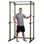 Best Fitness Power Rack by BODY-SOLID (BFPR100)
