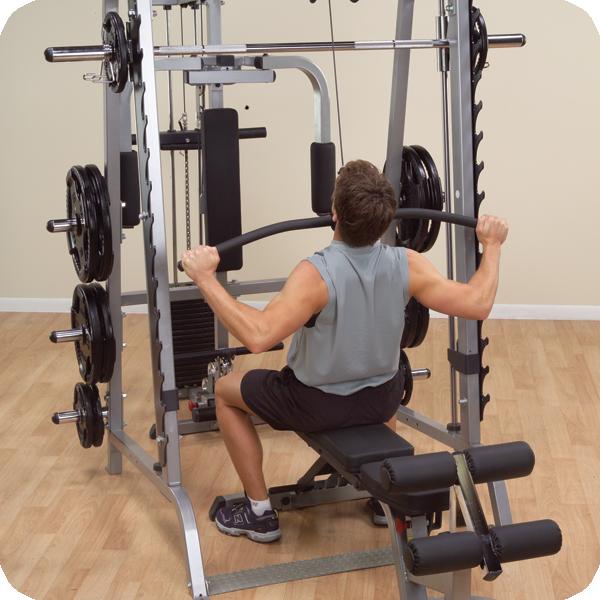 weight machine attachments