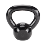 BODY-SOLID Kettle Bell Cast Iron 10lbs. (KB10)