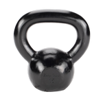 BODY-SOLID Kettle Bell Cast Iron 15lbs. (KB15)