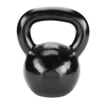 BODY-SOLID Kettle Bell Cast Iron 35lbs. (KB35)
