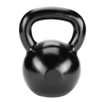 BODY-SOLID Kettle Bell Cast Iron 50lbs. (KB50)