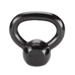 BODY-SOLID Kettle Bell Cast Iron 5lbs. (KB5)