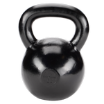 BODY-SOLID Kettle Bell Cast Iron 60lbs. (KB60)