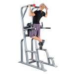BODY-SOLID PRO Clubline Vertical Knee Raise (SVKR1000)