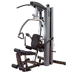 BODY-SOLID Fusion 500 Universal Gym (F500/3) w/ 310 lb. Weight Stack