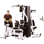 BODY-SOLID (EXM3000LPS) Multi Light Commercial Gym