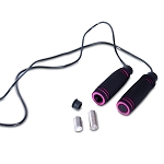 CAP Adjustable Weighted Jump Rope