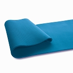 Tone Fitness Anti-Microbial High Density Exercise Mat; Green