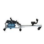 H2O FITNESS ProRower RX-950 Water Rowing Exercise Machine - Club Series