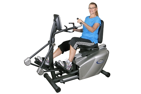 Health Care International PhysioStep LTD- Recumbent Exercise Elliptical Cross Trainer Machine at Sears.com