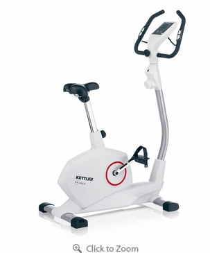 Kettler® KETTLER Fitness Polo M Upright Stationary Exercise Bike (7664-000) at Sears.com