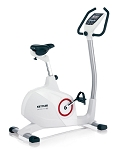 KETTLER Fitness E3 Upright Resistance Stationary Workout Bike (7682-000/100)