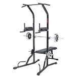 KETTLER Fitness HERK Power Tower and Workout Bench Combination