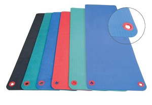 "AEROMAT Elite Workout Mat Hanging (1/2""x23""x56"") - Green (74605)"