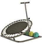 AEROMAT Medicine Ball Physical Therapy Ball Rebounder (74613)