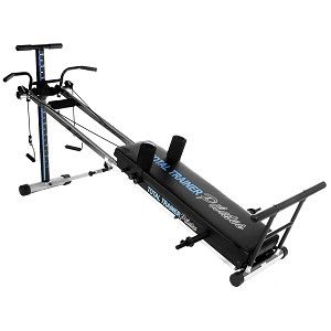 BAYOU-FITNESS Total Trainer Pilates Reformer Home Gym Pro