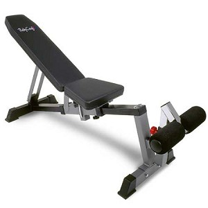 BodyCraft F320 Flat/ Incline / Decline Dumbbell System Fitness Weight Bench