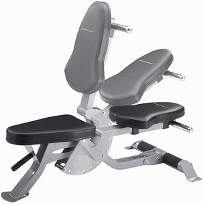 BodyCraft F603 Flat/Incline PFT Exercise Bench