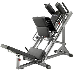BodyCraft F660 Hip Sled (Leg Press /Hack Squat / Donkey Calf)
