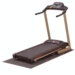 BEST FITNESS (BFT1) BFT1 Running Treadmill by BODY-SOLID
