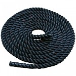 "BODY-SOLID 2"" Diameter 50' Fitness Training Thick Heavy Rope"