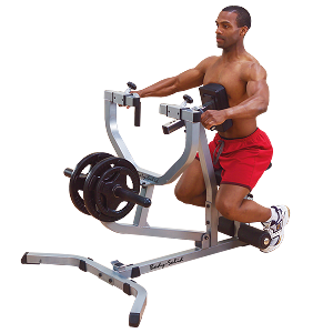 BODY-SOLID (GSRM40) Seated Row Machine
