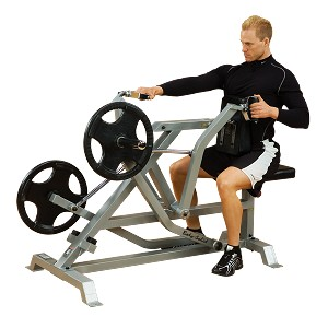 Body-Solid (Lvsr) Leverage Seated Row
