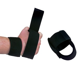 Pair Nylon Power Lifting Straps (NB52)