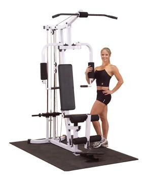 Powerline Hardcore Home Gym 34