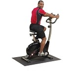 BEST FITNESS (BFUB1) Upright Exercise Stationary Bike by BODY-SOLID