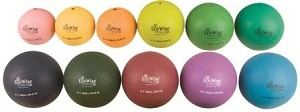 ECOWISE Non-Bouncing Physical Therapy Ball - 25 LB  (85890)
