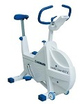 "Monark 827E Electronic Exercise Cycle ""Walk-Through"""