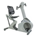 HCI PhysioCycle XT-800 Upright Cycle w/ Upper Body Ergometer