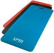 "SPRI Exercise Stretching Mat - Blue (48"" X 20"" X 1/2"")"